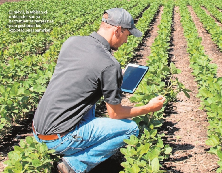 Las APPs imprescindibles para el agricultor 4.0