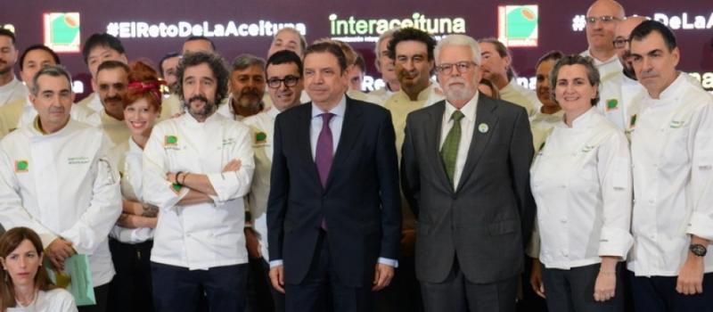 Interaceituna, distinguida con el 'Premio Agricultura' en los XIV Premios de Andalucía de Agricultura y Pesca