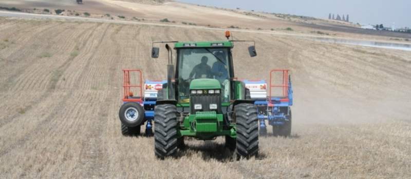 Esta semana podrás pasar la ITV agrícola en Los Palacios y Villafranca