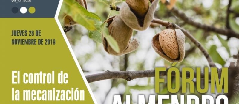 Forum almendro: El control de la mecanización y el procesado