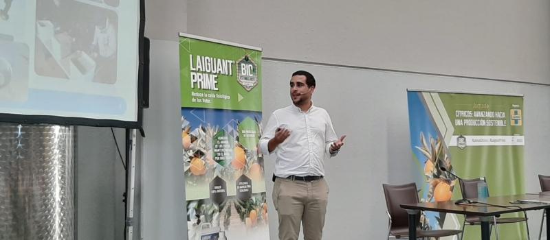 LAIGUANT PRIME, la solución más natural para una citricultura sostenible