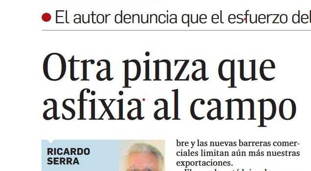 Ricardo Serra: