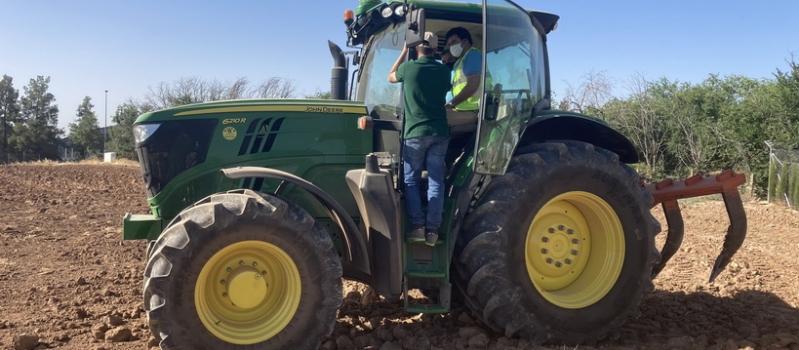 ASAJA-Sevilla y Masur Agrícola SL retoman con éxito la formación presencial con un nuevo curso de…