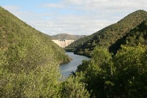 Las precipitaciones acumuladas a lo largo del año hidrológico son un 21% inferiores a la media…