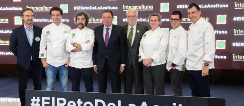 #ElRetoDeLaAceituna, nueva campaña de promoción de Interaceituna