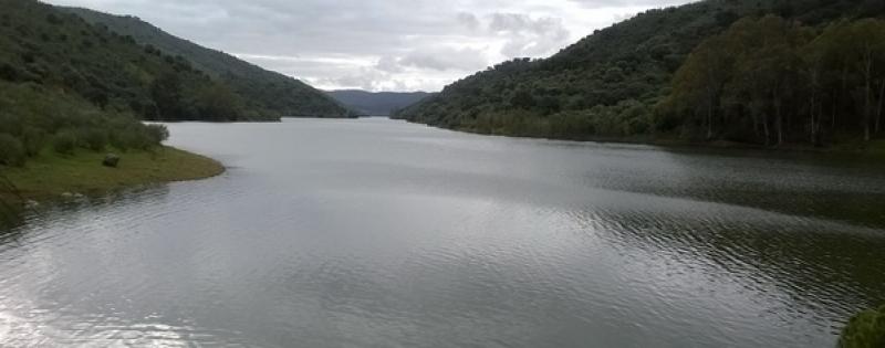 El nuevo año hidrológico arranca con la reserva hidráulica de la cuenca al 26,9%